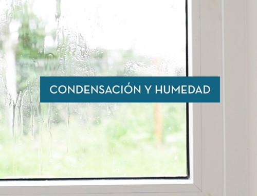 Cómo evitar la humedad por la condensación de ventanas