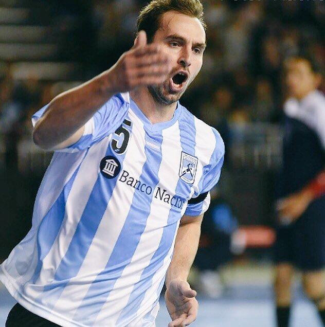 Handball, Pablo Portela