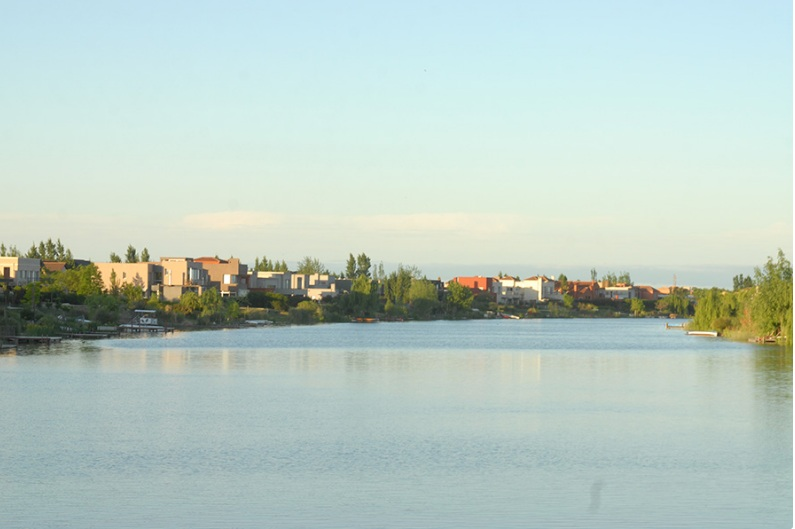 laguna de Santa Bárbara