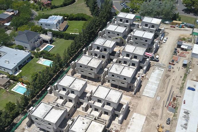 Cómo mejoramos el sistema constructivo de las viviendas